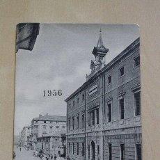 Postales: POSTAL. GIJÓN. INSTITUTO DE JOVELLANOS. 1956. HAUSER Y MENET. . Lote 38237733