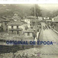 Postales: (PS-35899)POSTAL FOTOGRAFICA DE NAVELGAS-TINEO-VISTA PARCIAL. Lote 38810426