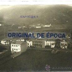 Postales: (PS-35897)POSTAL FOTOGRAFICA DE NAVEIGAS-VISTA PARCIAL. Lote 38810452