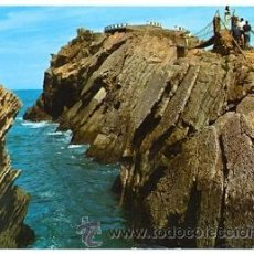 Postales: 7-ESP2497. POSTAL ASTURIAS. SALINAS. PUENTE COLGANTE. Lote 39061896