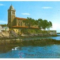 Postales: 7ESP-2504. POSTAL ASTURIAS. LUANCO. IGLESIA DEL CABILDO. Lote 39062098