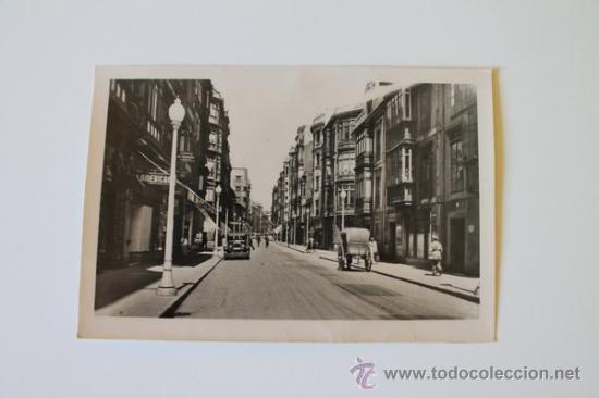 POSTAL. GIJÓN. ASTURIAS. CALLE CORRIDA. GARRABELLA. (Postales - España - Asturias Moderna (desde 1.940))