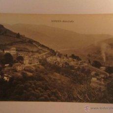 Cartes Postales: RESERVADA *POSTAL ANTIGUA DE MIERES. REBOLLADA. SIN CIRCULAR. Lote 39406880