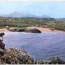 Postales: ASTURIAS. LLANES, CELORIO, PLAYA LA PALOMBINA. . FOTO PEPE. SIN CIRCULAR. Lote 39420125