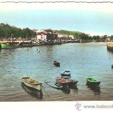 Postales: 30 - AVILES - PUERTO LOCAL, LE QUAY, THE MOLE - ED. A. NÚÑEZ - FECHADA EN EL 61. Lote 39448710