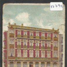 Postales: GIJON - FACHADA DEL MUELLE DE ORIENTE - (17794). Lote 39851759