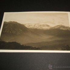 Postales: ASTURIAS PAISAJE DE MONTAÑAS POSTAL FOTOGRAFICA CELESTINO COLLADA OVIEDO. Lote 39893632
