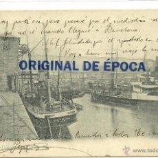 Postales: (PS-37337)POSTAL DE GIJON-DARSENA ANTIGUA. Lote 40069057