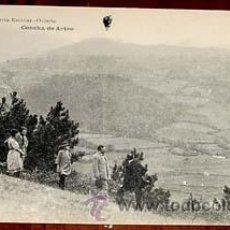 Postales: ANTIGUA POSTAL DE CONCHA DE ARTEO - LIBRERIA ESCOLAR - HAUSER Y MENET - ESCRITA EN 1920 -. Lote 38236304