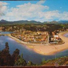 Postales: ANTIGUA POSTAL DE RIBADESELLA - ASTURIAS - ED. HEVIA - CIRCULADA.. Lote 38256845