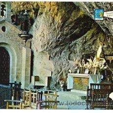 Postales: 7-ESP2056. POSTAL ASTURIAS. COVADONGA. CUEVA. Lote 40329849
