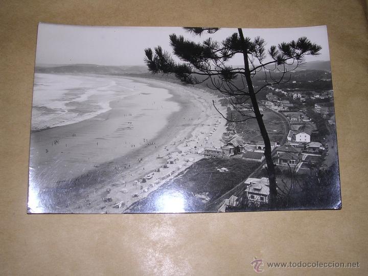 26 - SALINAS ( AVILES ) VISTA PANORAMICA , EDC. ALARDE 14X9 CM. (Postales - España - Asturias Moderna (desde 1.940))