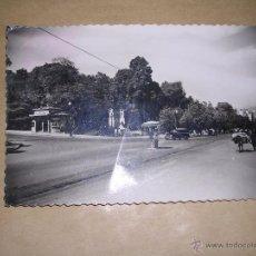 Postales: 221 .- OVIEDO CALLE URIA , DISTR. VDA. DE PAREDES CIRCULADA 1959 - 14X9 CM. . Lote 40341620