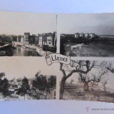 Postales: POSTAL DE LLANES. FOTOMELY. CIRCULADA. Lote 40366325