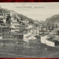 Postales: ANTIGUA POSTAL DE LUARCA - ASTURIAS - VISTA GENERAL - ED. E. GOMEZ - NO CIRCULADA.. Lote 41021609