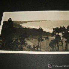 Postales: LUANCO CANDAS ASTURIAS PLAYA DE ABOÑO POSTAL FOTOGRAFICA CELESTINO COLLADA OVIEDO. Lote 41193041