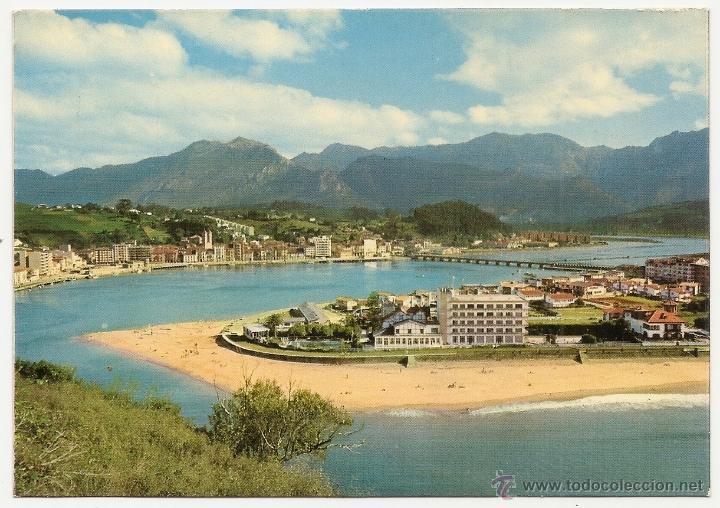 RIBADESELLA (Postales - España - Asturias Moderna (desde 1.940))