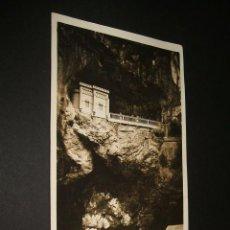 Postales: COVADONGA ASTURIAS POSTAL FOTOGRAFICA CELESTINO COLLADA LIBRERIA OVIEDO. Lote 41283198