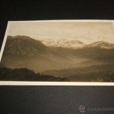 Postales: ASTURIAS PAISAJE DE LA MONTAÑA POSTAL FOTOGRAFICA CELESTINO COLLADA LIBRERIA OVIEDO. Lote 41283226