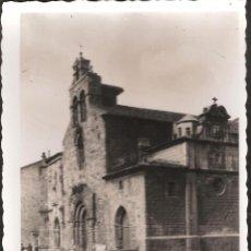 Postales: POSTAL FOTOGRAFICA AVILES IGLESIA DE SAN NICOLAS EDITA ARRIBAS NUM 37. Lote 41316762