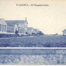 Postales: PS1976 LUARCA 'EL HOSPITAL - ASILO'. SIN REFERENCIAS Y SIN CIRCULAR. Lote 41319440