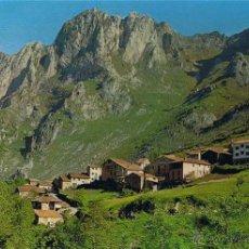 Postales: POSTAL SIERRA DE TIELVE - PICOS DE EUROPA - ASTURIAS. Lote 41527302