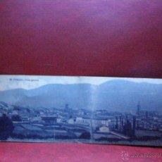 Postales: ANTIGUA POSTAL PANORÁMICA - OVIEDO - VISTA GENERAL - GRAFOS MADRID - SIN ESCRIBIR -. Lote 41752370