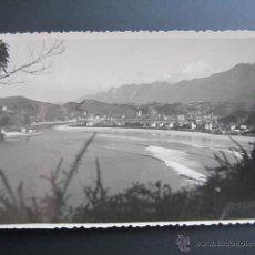 Postales: FOTO POSTAL ASTURIAS. RIBADESELLA. REVERSO EN BLANCO. . Lote 41789263