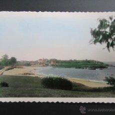 Postales: POSTAL ASTURIAS. COLUNGA, PLAYA DE LA ISLA. CIRCULADA. . Lote 41789993