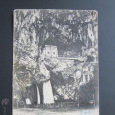 Postales: POSTAL ASTURIAS. COVADONGA. PRIMERA EDICIÓN. . Lote 41801036