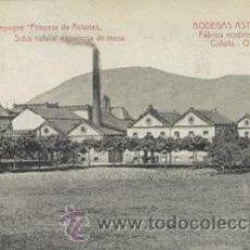 Cartes Postales: REPRODUCION POSTAL ANTIGUA (SIDRA PRINCESA DE ASTURIAS-COLLOTO). Lote 42646246