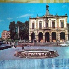 Cartes Postales: ASTURIAS-V23-VILLAVICIOSA-AYUNTAMIENTO Y PLAZA DEL GENERALISIMO. Lote 42675217