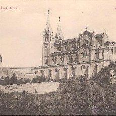 Postales: POSTAL COVADONGA LA CATEDRAL EDITA VINCK DE GIJON. Lote 42677983