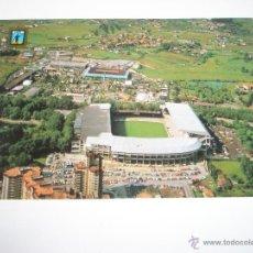 Postales: POSTAL-GIJÓN-ASTURIAS-CAMPO DE FUTBOL DEL MOLINÓN-1976-NUEVA-.. Lote 42776843