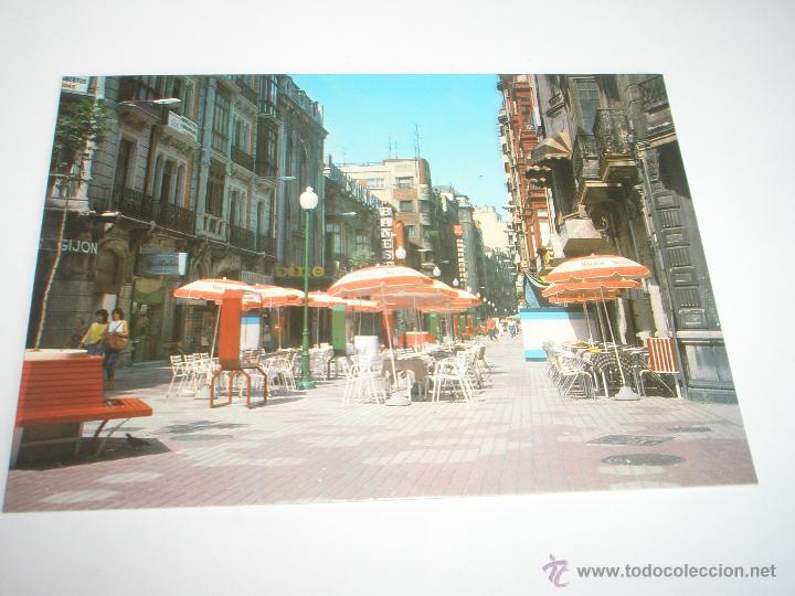 Postales: POSTAL-GIJÓN-ASTURIAS-CALLE CORRIDA-1988-NUEVA-. - Foto 4 - 42780336