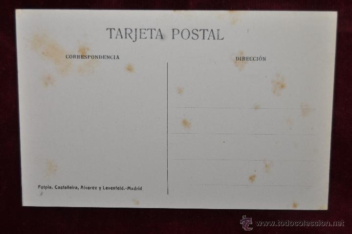 Postales: ANTIGUA POSTAL DE OVIEDO. CALLE DE FRUELA. FOTPIA. CASTAÑEIRA. SIN CIRCULAR - Foto 2 - 42889192