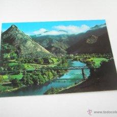 Postales: POSTAL-RIBADESELLA-ASTURIAS-ESPAÑA-VISTA PANORAMICA-1974-NUEVA-SIN CIRCULAR-.. Lote 42997329