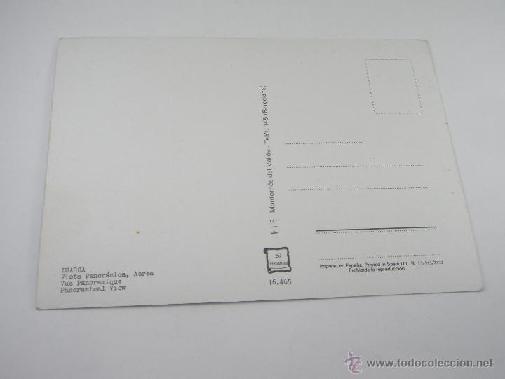 Postales: POSTAL-LUARCA-ASTURIAS-ESPAÑA-VISTA PANORAMICA-1967-NUEVA-. - Foto 2 - 43017392