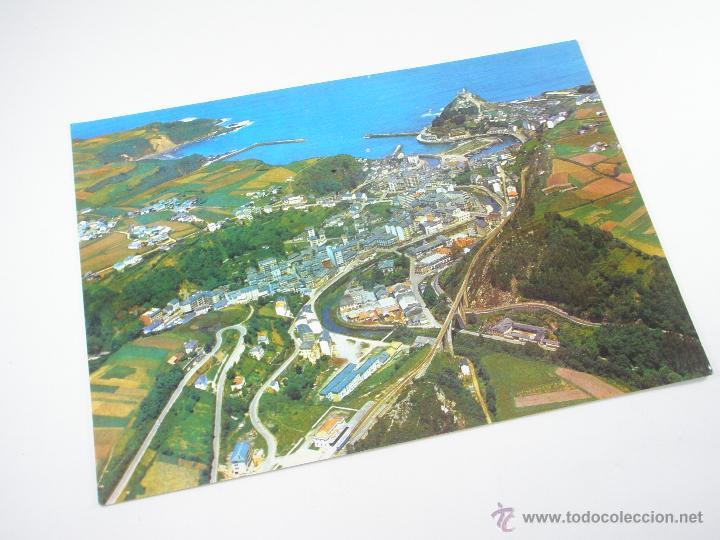 Postales: POSTAL-LUARCA-ASTURIAS-ESPAÑA-VISTA PANORAMICA-1967-NUEVA-. - Foto 4 - 43017392