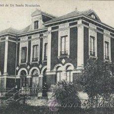 Cartes Postales: REPRODUCION POSTAL ANTIGUA (GIJÓN). Lote 43034387