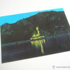 Postales: POSTAL-RIBADESELLA-ASTURIAS-ESPAÑA-CUEVA DE TITO BUSTILLO-NUEVA-1967-SIN CIRCULAR-.. Lote 43120196