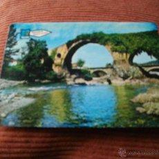 Postales: POSTAL DE CANGAS DE ONISPUENTE ROMANO VER LAS 2 FOTOS MAS POSTALES EN MI TIENDA. Lote 43511242