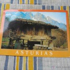 Postales: BONITA VISTA CON HORREO ASTURIAS LA DE LAS FOTOS MIRA MAS POSTALES EN MI TIENDA VISITALA. Lote 43743081
