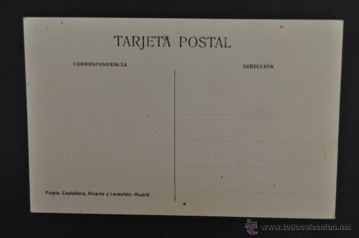 Postales: ANTIGUA POSTAL DE OVIEDO. CALLE DE FRUELA. FOTPIA. CASTAÑEIRA. SIN CIRCULAR - Foto 2 - 43969709