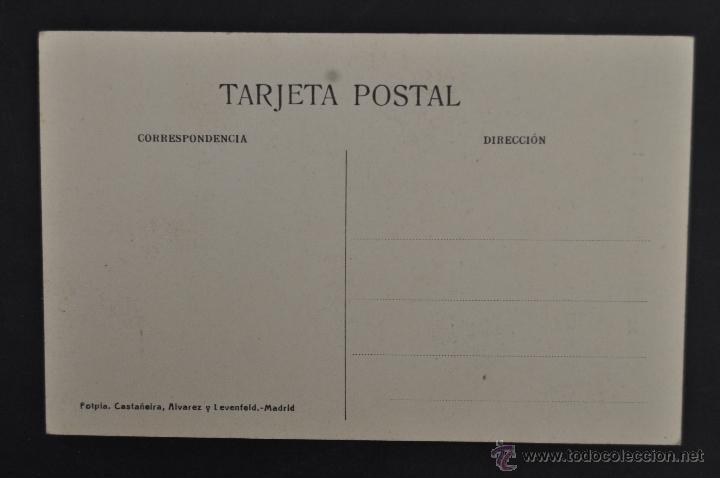 Postales: ANTIGUA POSTAL DE OVIEDO. IGLESIA DE SAN ISIDORO. FOTPIA. CASTAÑEIRA. SIN CIRCULAR - Foto 2 - 43969747