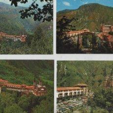 Postales: POSTALES-LOTE DE 11 TARJETAS DE COVADONGA (VER FOTOS). Lote 44192865