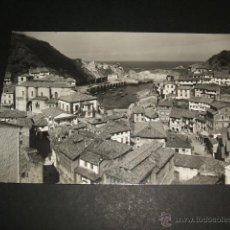 Postales: CUDILLERO ASTURIAS VISTA PARCIAL. Lote 44278664
