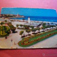 Postales: POSTAL DE GIJON EL NAUTICOL . Lote 44282249