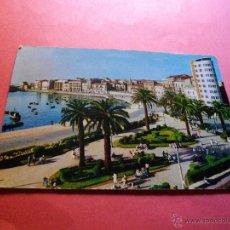 Postales: POSTAL DE GIJON BONITA VISTA . Lote 44282544