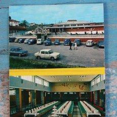 Postales: ANTIGUA POSTAL DE LA SALA DE FIESTAS SAMOA EN EL EL BERRON - SIERO - EDICIONES ALARDE OVIEDO - POR D. Lote 44345049